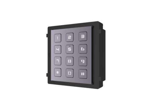 Модуль клавиатуры с подсветкой Hikvision DS-KD-KP