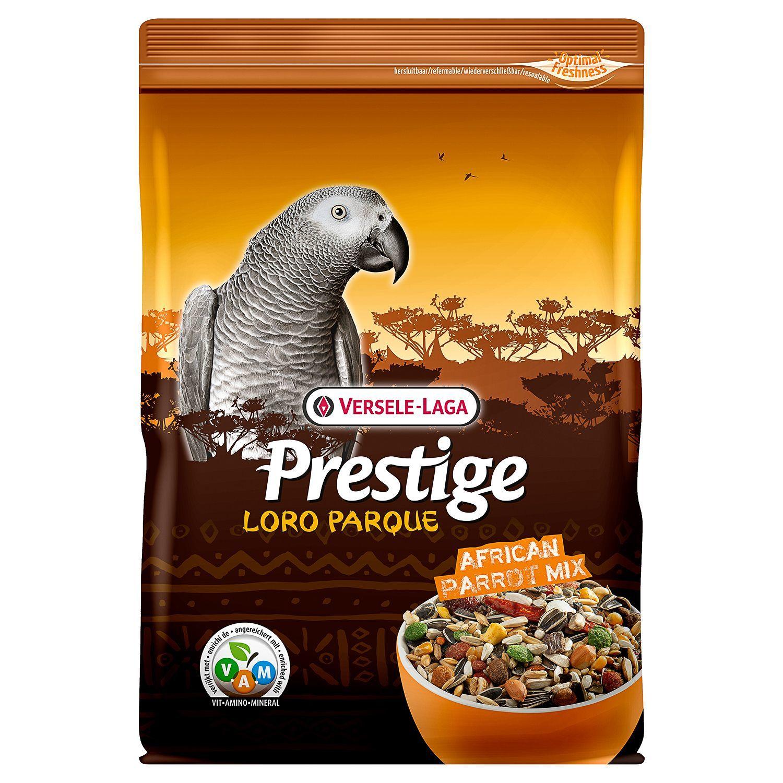 Корм Корм для крупных попугаев Versele-Laga Prestige Premium African Parrot Loro Parque Mix 422201.jpeg