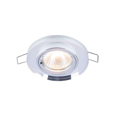 Встраиваемый светильник Maytoni Metal Modern DL289-2-01-W