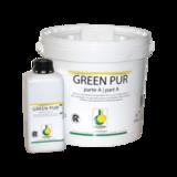 Lechner Green Pur (9+1 кг) двухкомпонентный полиуретановый клей для укладки искусственной травы (Италия)