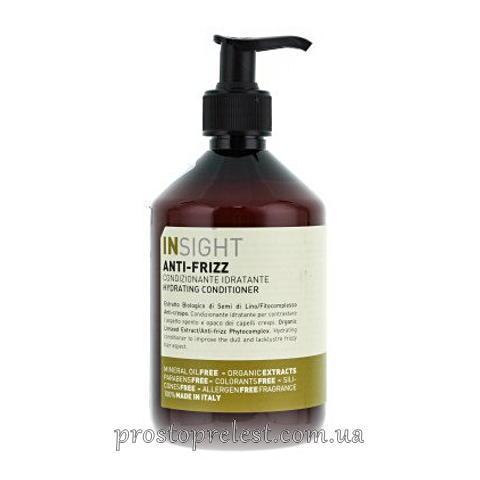 Insight Anti-Frizz Hair Hydrating Conditioner - Кондиціонер зволожуючий для всіх типів волосся