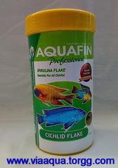 CICHLID FLAKE, корм для цихлид в хлопьях, 250 мл