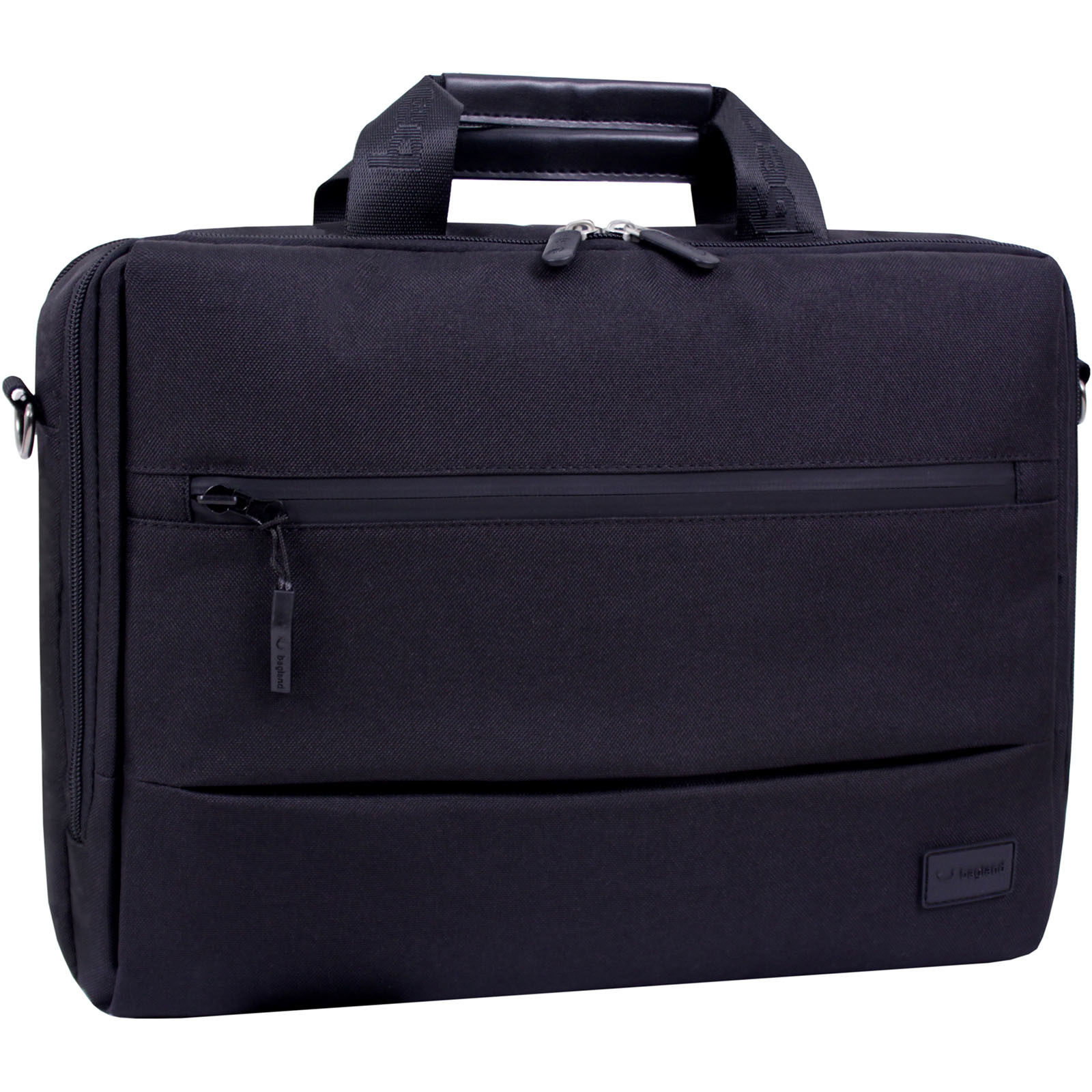 Сумки для ноутбука Сумка для ноутбука Bagland Континет 7 л. черный (0044066) IMG_6767.JPG
