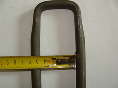 Стремянка рессор 452 передняя (205 мм)
