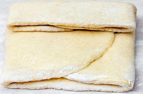 Тесто без глютена