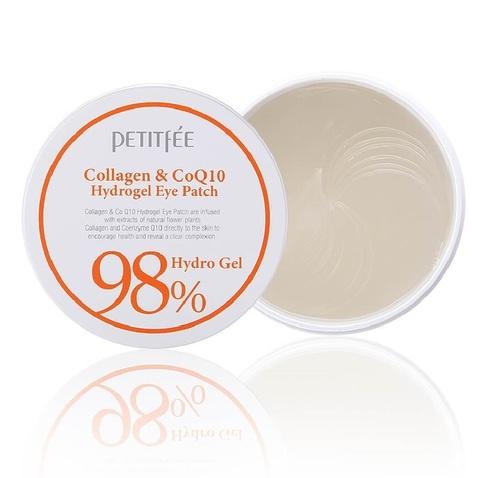 Petitfee Collagen&CoQ10 hydrogel eye patch
