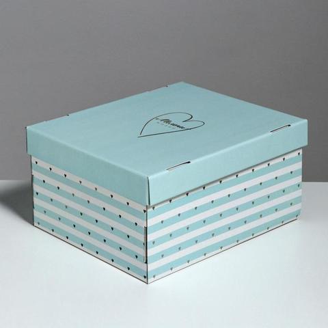 Складная коробка Мелочи жизни, 31,2*25,6