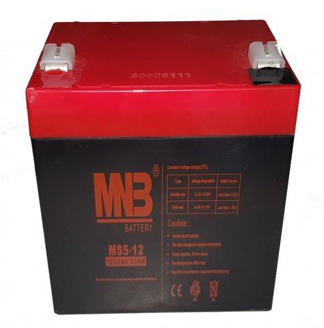 Аккумулятор MNB MS 5-12