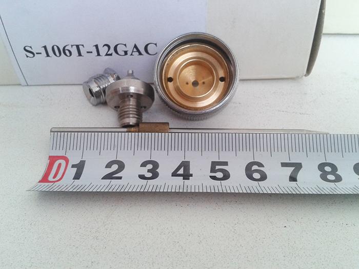 Сменный комплект STAR mini S-106T, дюза 1,2 мм (первая модель STAR mini)