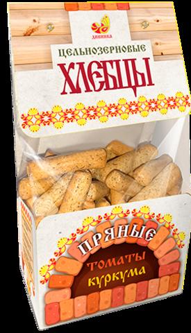 Хлебцы цельнозерновые