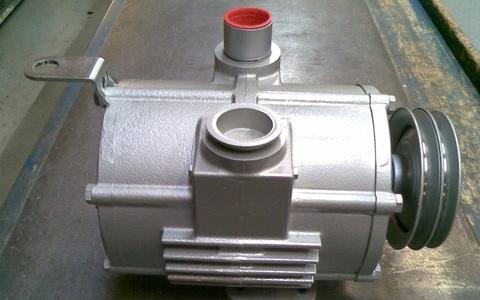 13145 Насос вакуумный SACCO 1350 без эл. двиг., со шкивом