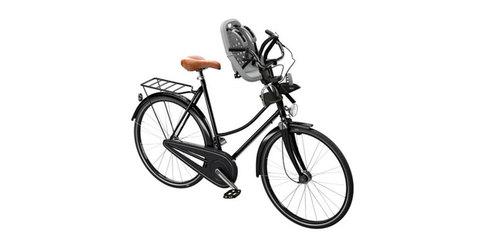 Картинка велокресло Thule Yepp Mini серое - 4