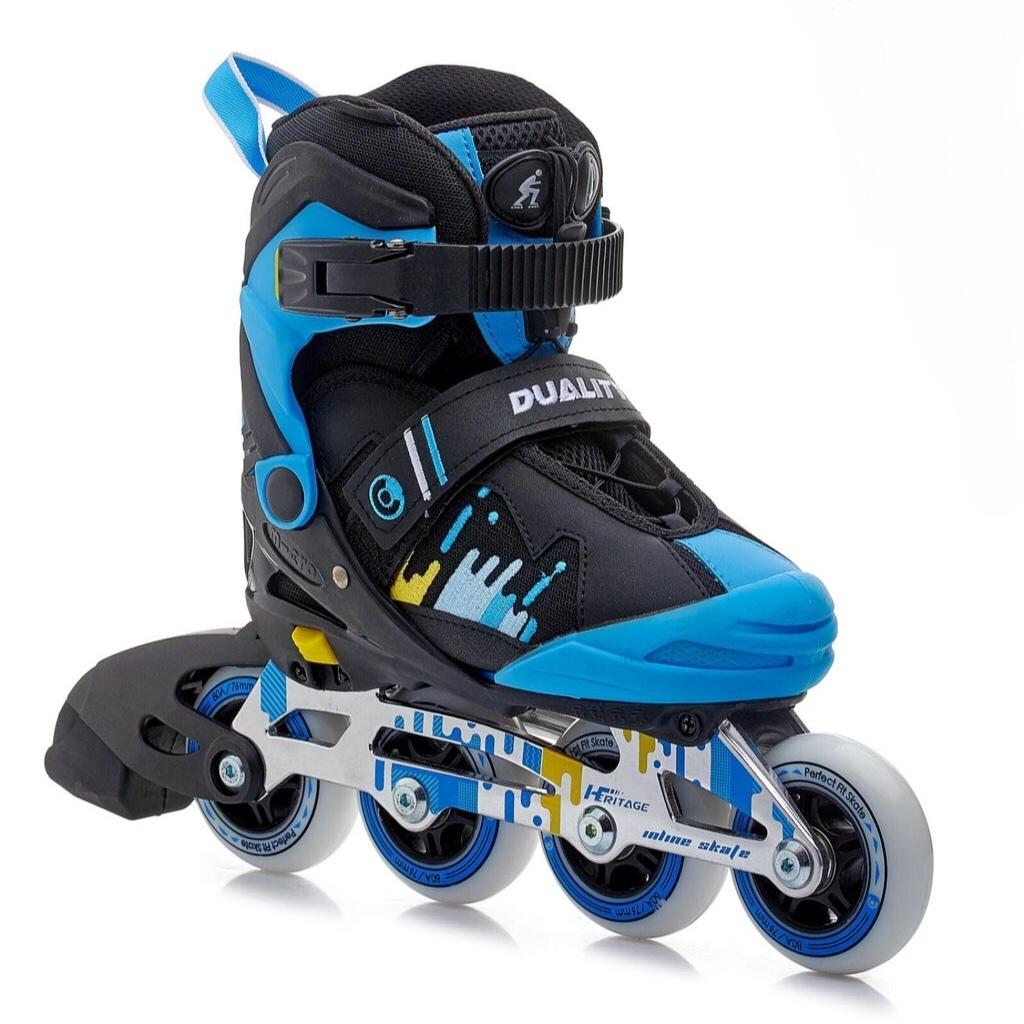 Роликовые коньки MICRO DUALITY Jr Blue/Black