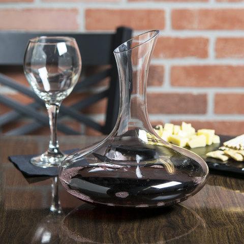 Декантер для вина 900 мл, артикул D2142. Серия Opening