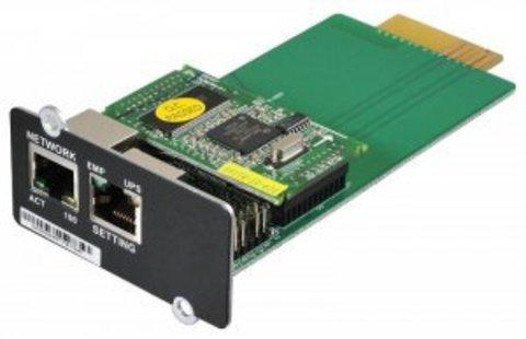 Модуль управления Ippon NMC SNMP для Innova RT, Smart Winner New (687872)