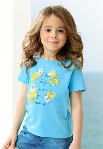 GFT3023/1 футболка для девочек