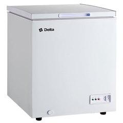Ларь морозильный 152 л низкотемпературный DELTA D-С152НК2, класс А+, 2 корзины