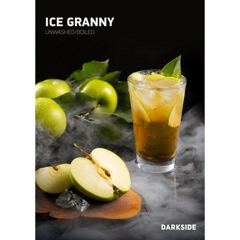 Табак для кальяна Dark Side Core Ice Granny, магазин FOHM