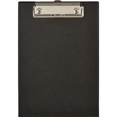 Папка-планшет Attache A5 картонная черная без крышки
