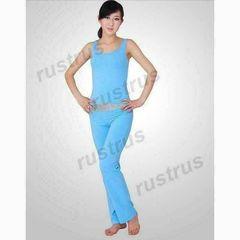 Женские штаны Calvin Klein голубые