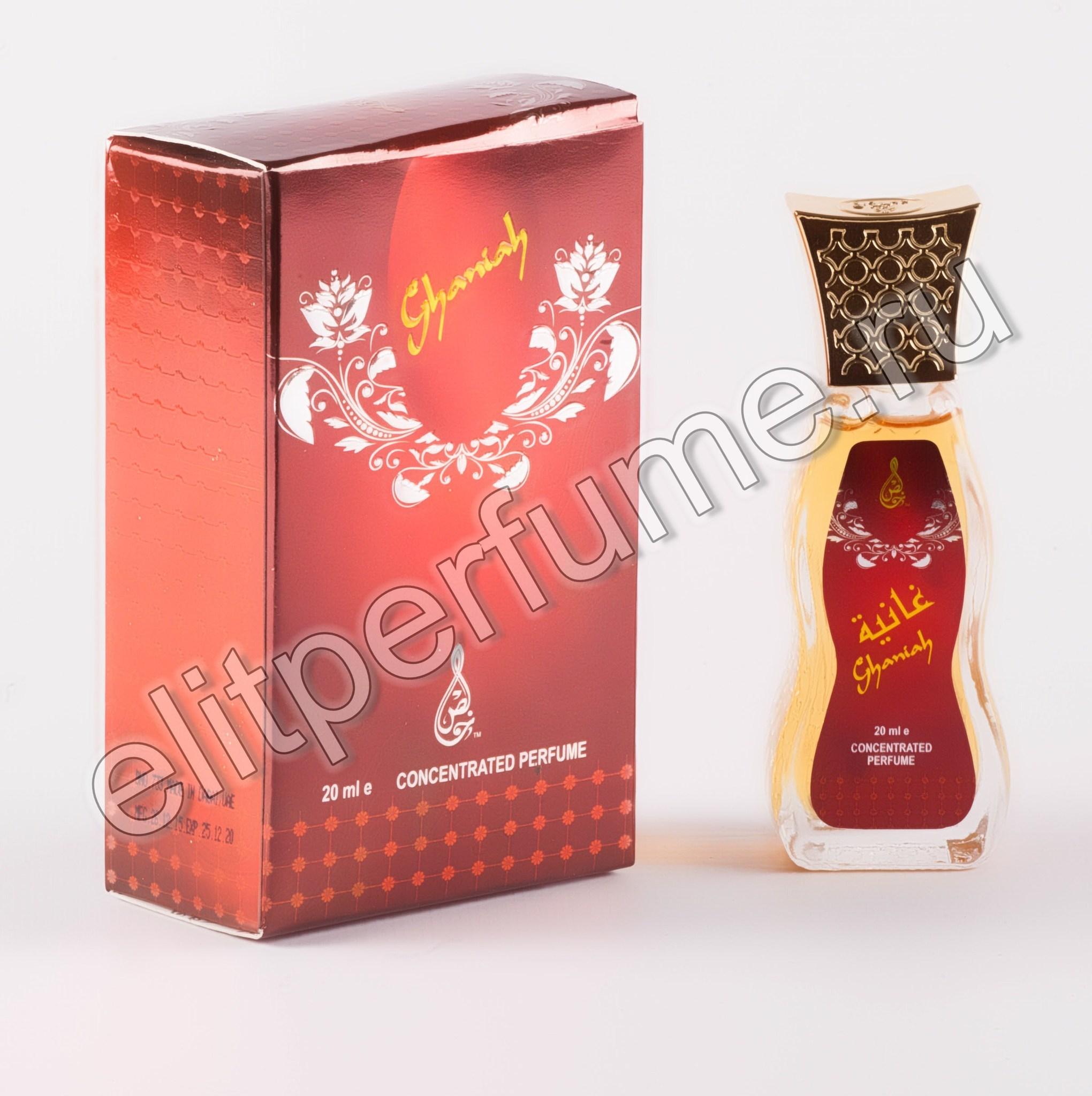 Пробник для Shaniah Шаниах 1 мл арабские масляные духи от Халис Khalis Perfumes