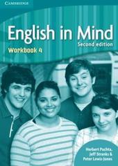 English in Mind (Second Edition) 4 Workbook