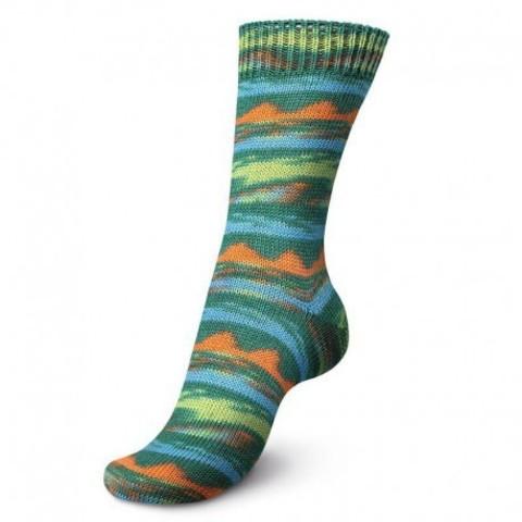 купить носочную пряжу Regia Design Line Mountains and Fjords Color 7033
