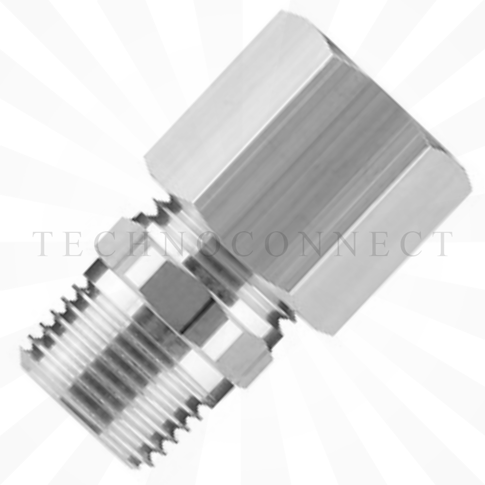 H10-04S-X2  Соединение с накидной гайкой