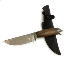 Нож Кабан, Кованая 95Х18, Венге, с навершием