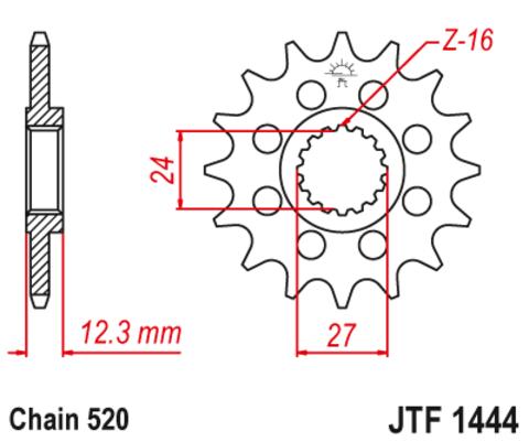 JTF1444