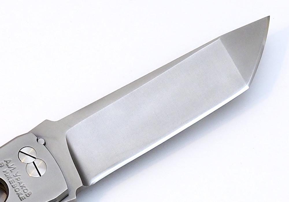 Нож Уракова А.И. Brut Брут 440С - фотография