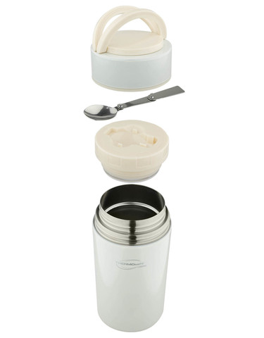 Термос для еды Thermocafe by Thermos Arctic Food Jar (1 литр), белый