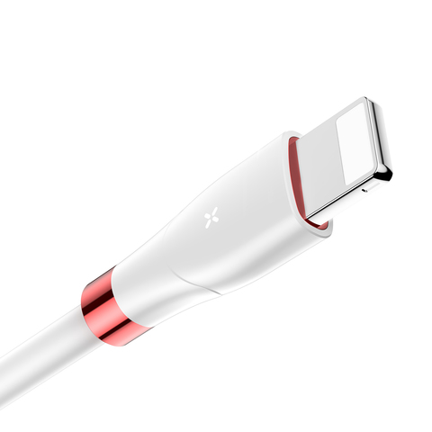 Кабель Baseus Big Eye Digital display Data Cable White