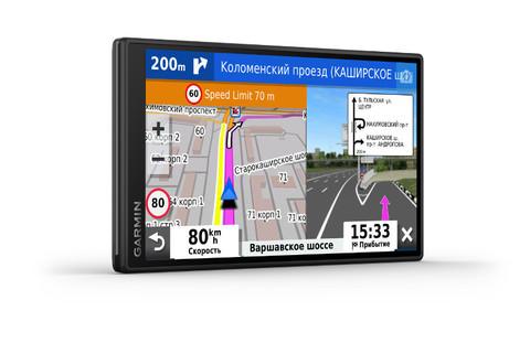 Навигатор Garmin DriveSmart 55 Russia LMT GPS, 5,5 (010-02037-46)