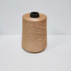 Opacum, Шёлк 100%, Светлый бежево-персиковый, 2/60, 3000 м в 100 г