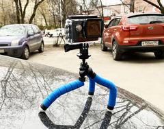 Гибкий штатив для экшн камеры