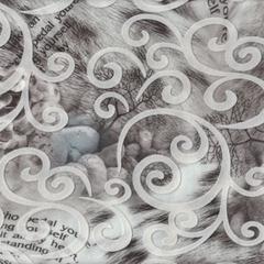 Микровелюр Liana grey (Лиана грей)