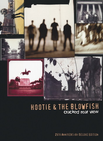Hootie & The Blowfish / Cracked Rear View (25th Anniversary)(Deluxe Edition)(3CD+DVD)