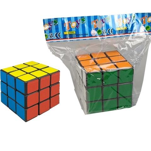 Кубик Рубик Мини 1кор*45бл*8шт