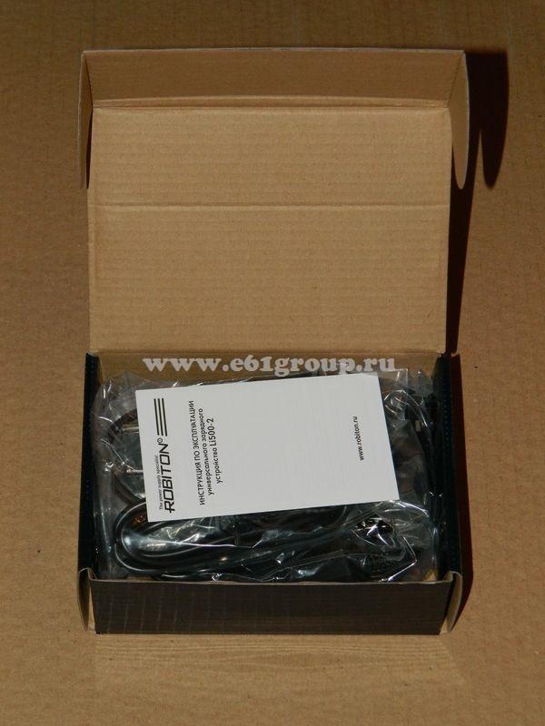 зарядное устройство Robiton Li500-2 цена