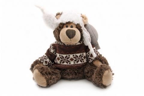 """Мягкая игрушка из серии """"Медведь Семён""""  в ассортименте 30см"""