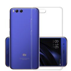 Силиконовый чехол для Xiaomi Mi6 (Прозрачный)