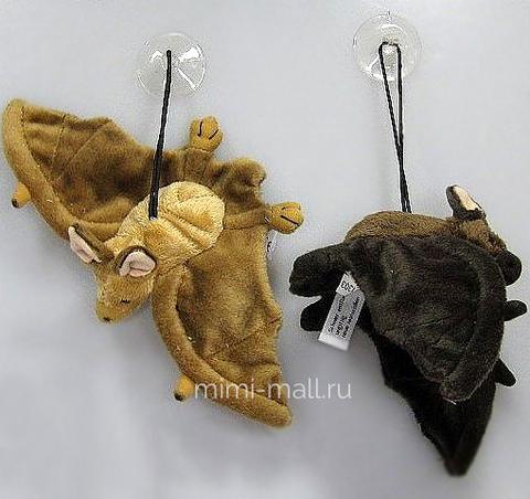 Мягкая игрушка Мышь летучая 24 см (Leosco)