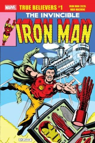 Iron Man #118 True Believers (Reprint)