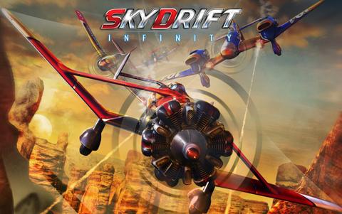 Skydrift Infinity (для ПК, цифровой ключ)