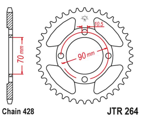 JTR264