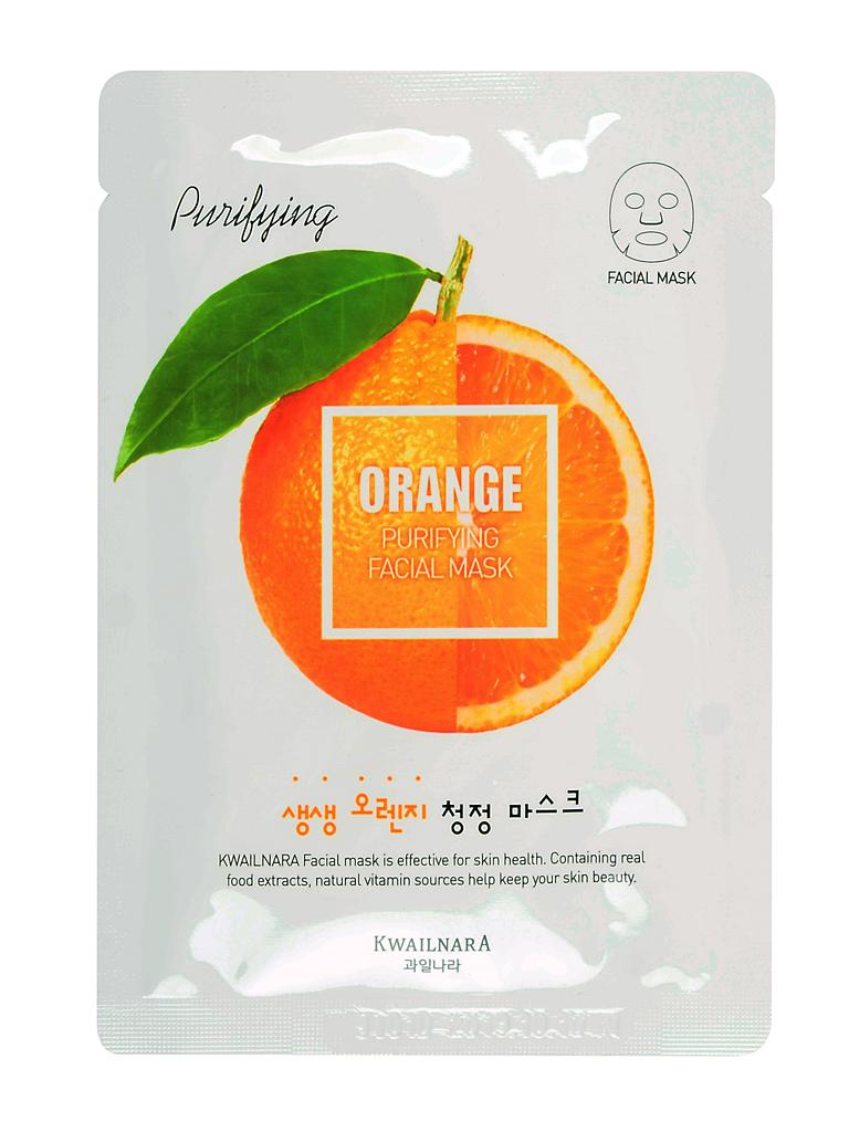 WELCOS Маска для лица очищающая Kwailnara Orange Purifying Facial Mask ВЛК_56.jpg