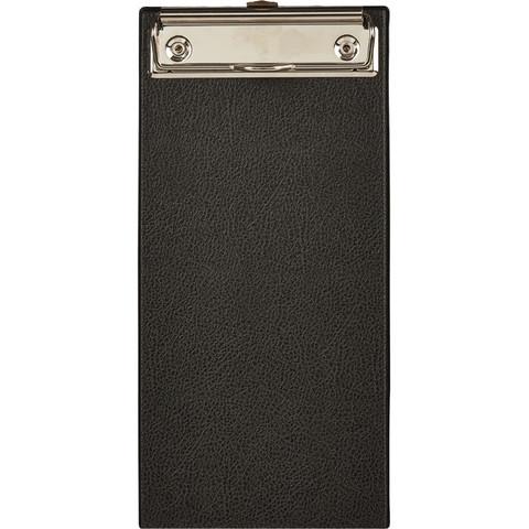 Папка-планшет Attache E65 картонная черная без крышки