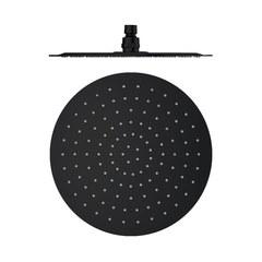 Круглая насадка HIDROTERAPIA RP240NM черный