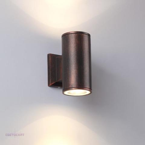 Уличный настенный светильник 370407 серии LANDSCAPE